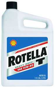 Pennzoil Products 550019919 2.5 Gal 15w40 Rotella Motor Oil