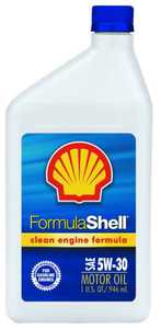 Pennzoil Products 550024074 Formula Shell 5w30 Oil Quart