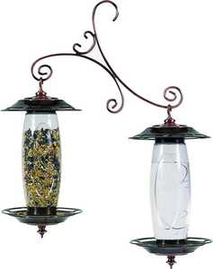Woodstream 737 Garden Sip&seed Feeder&waterer