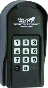 GTO, Inc. FM137 Digital Keypad For Auto Gate