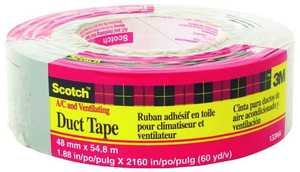 3M 1260-A 1.88 in X60YD Pro Duct Tape