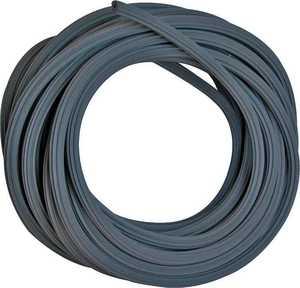 Prime Line Products P 7520 .155 Black Spline 25 ft