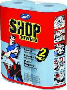 Scott 75040 Shop Towels 2 Pack
