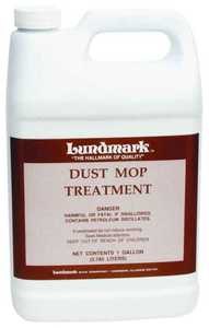 Lundmark Wax Co. 3254G01-4 Dust Mop Treatment 128 Oz