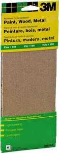 3M 9015 32/3x9 Aluminum Ox Fine Sandpaper