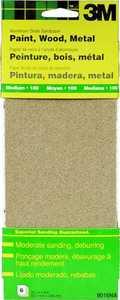 3M 9016 32/3x9 Aluminum Oxide Medium Sandpaper