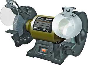 Rockwell RK7867 Bench Grinder 6 in 1/2 Hp