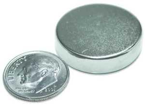 Master Magnetics 07047 Super Neodymium Magnet Discs