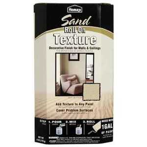 Homax Group 8474 Painting Fine Sand Texture