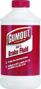 Shell Car Care 800001968 12 oz Gumout Brake Fluid