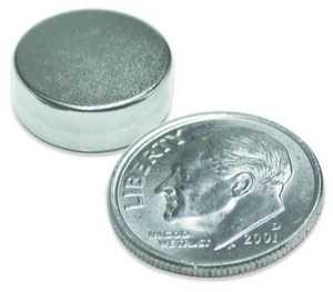 Master Magnetics 07045 Super Neodymium Magnet Discs