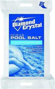 CARGILL SALT 8526 Pool Salt Diamond Crystal 40lb