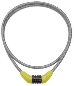 Schlage Lock 999225/830207 3/8-Inch X 5-Foot Cable With Resettable Combination