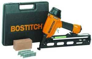 Stanley-Bostitch N62FNK-2 15ga Angle Finish Nailer