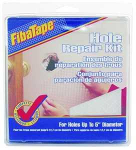 Saint-Gobain Technical 108239A Drywall Hole Repair Kit