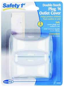 Dorel Juvenile Group 10404 Plug-In Outlet Cover