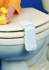 Dorel Juvenile Group 11251 Clamp Toilet Cover Lock