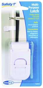 Dorel Juvenile Group 48482 Multipurp Appliance Latch