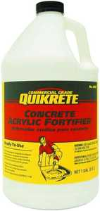 Quikrete 861001 Concrete Acrylic Fortifier