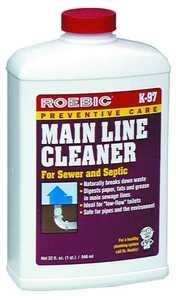 Roebic Laboratories K-97 Qt Mainline Cleaner