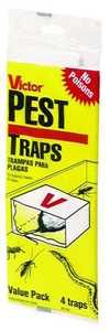 Woodstream M184 4pk Pest Glue Trap