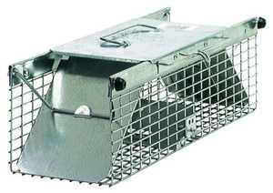 Woodstream 1025 2 Spring Door Cage Animal Trap