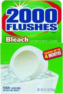 WD-40 Company 290071 2000 Flushes Chlorine Flush Tablets