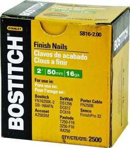 Stanley-Bostitch SB16-200 Nail Finishing Stick 16x2