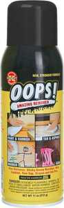 Homax Group 710747 Oops! Aerosol All Purpose Remover
