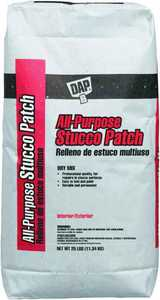 Dap 10502 25lb Powder Stucco Patch