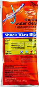 Biolab 22850AQU Shock Xtra Blue Pool Chemical