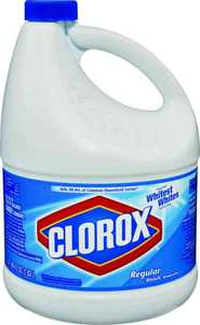 Clorox Co. 02452 96 Oz Liquid Bleach Clorox