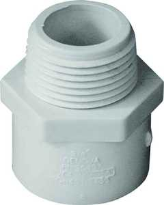 Genova 30407 3/4 in Pvc Male Adapter