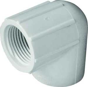 Genova 33907 3/4 in Fip Pvc 90° Elbow