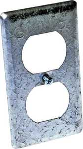 Raco 864 Duplex Receptacle Utility Box Cover