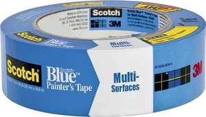 3M 2090 11/2 11/2 in X 60yd Long Blue Painters Masking Tape