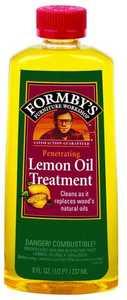 Minwax 30115000 16 Oz Lemon Oil Furniture Treatment