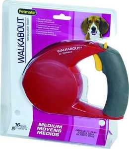 Aspen Pet 0324296/24261 Retract Medium Walkabout