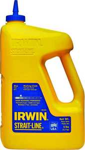 Irwin 65101 5lb Blue Chalk