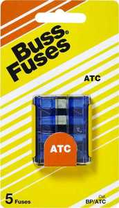 Bussmann Fuses BP/ATC-30 30a Automotive Blade Fuse