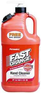 Permatex Inc 25219 Fast Orange Pumice Orange Hand Cleaner