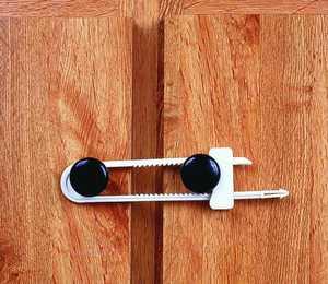 Dorel Juvenile Group 11002 Cabinet Slide Lock 2 Pack