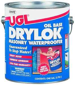 United Gilsonite Laboratories 20713 White Oil Based Drylock Gallon