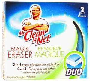 Procter & Gamble 01277 Mr. Clean Magic Eraser Duo, 2