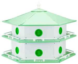 HEATH MFG AH-12D Purple Martin House