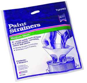Trimaco 11101 Cone Paint Strainer