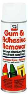 WM Barr EZI303.1 6 oz Gum /Adhesive Remover