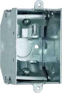 Raco 473 2-1/4 in Switch Box W/O Ear