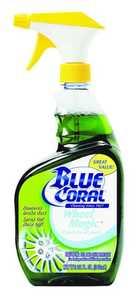 Shell Car Care WM232-6P 32 oz Blue Coral Wheel Cleaner