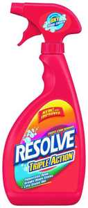 Reckitt Benckiser 1920000601 22 oz Resolve Carpet Triple Action 22 oz